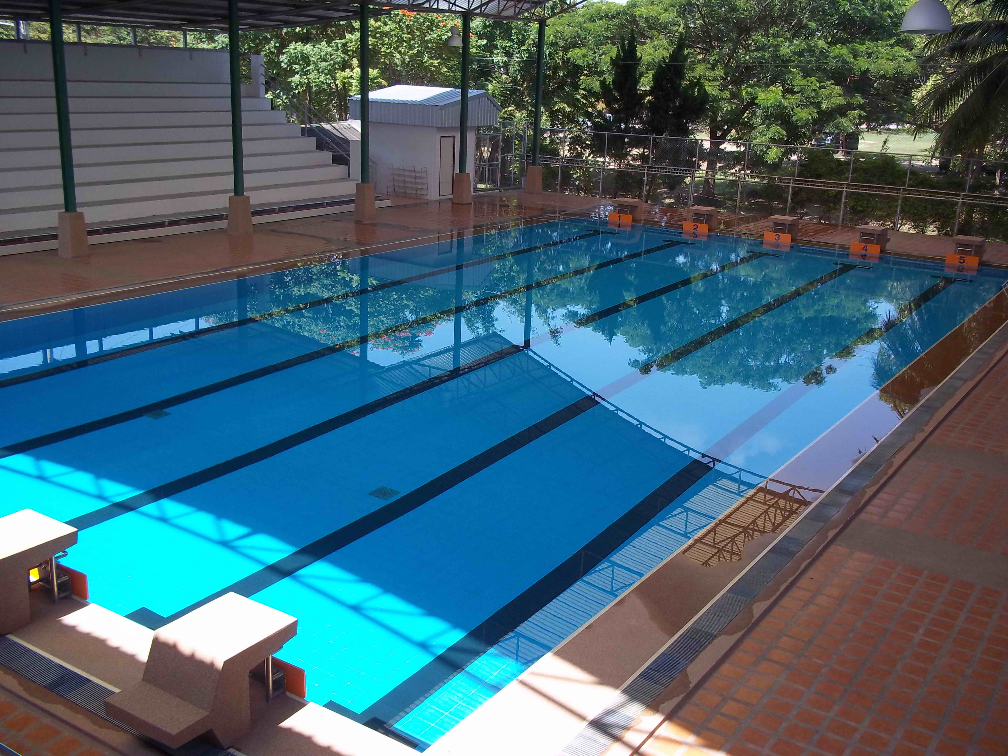 Secret Swimming Pool To Open 1st November 2011