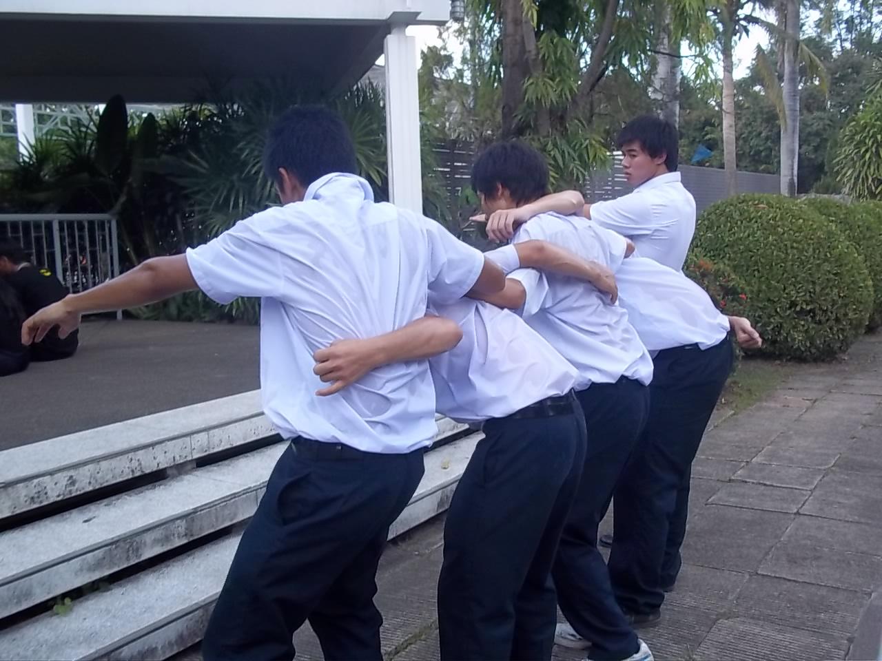 Student Indoctrination in Facist Thailand – ฝันร้าย  SOTUS – Hazing Nightmare