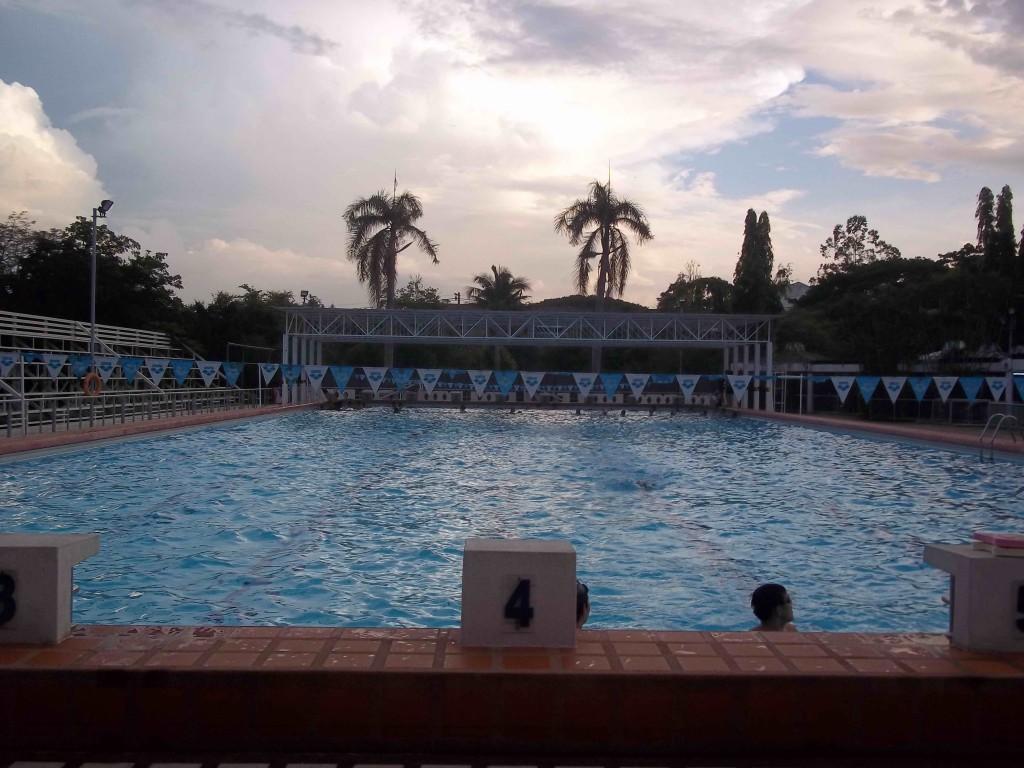 Swimming Pool CMU