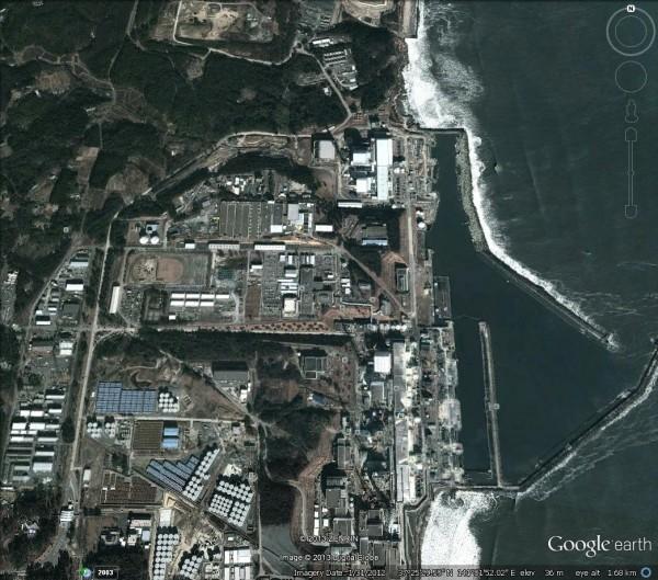 Fukushima P S 31-12-2012
