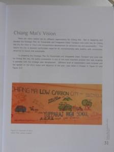 Chiang Mai's Vision