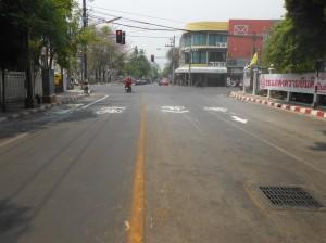 Four Lane Bikeway