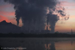 Mae Moh Coal Burning Power Plant