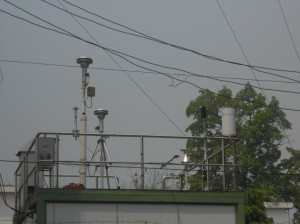 Yupparat Air Quality Monitoring Station