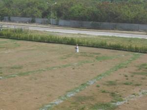 SRT - MRT Junction Park