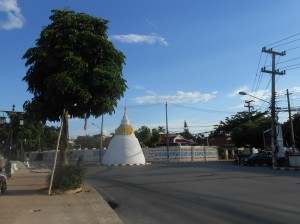 USA Consulate General and the White Chedi