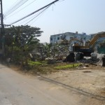 Flats demolition complete
