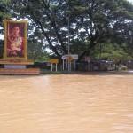 Flood Warning - September 2011 - 2014  perhaps