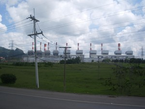 Mae Moh Power Station - Lampang.