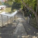 Pathway Beside Bangkok Klong