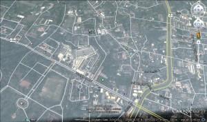 Huai Keow Chang Peuk Intersection to soi 17