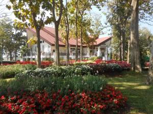 Provincial Flower Garden