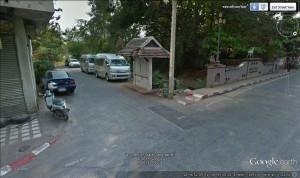 Mae Kha Chang Klan Thaksin Way Entrance