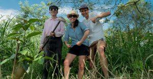 Ricky Miranda & Lance Tree Planters
