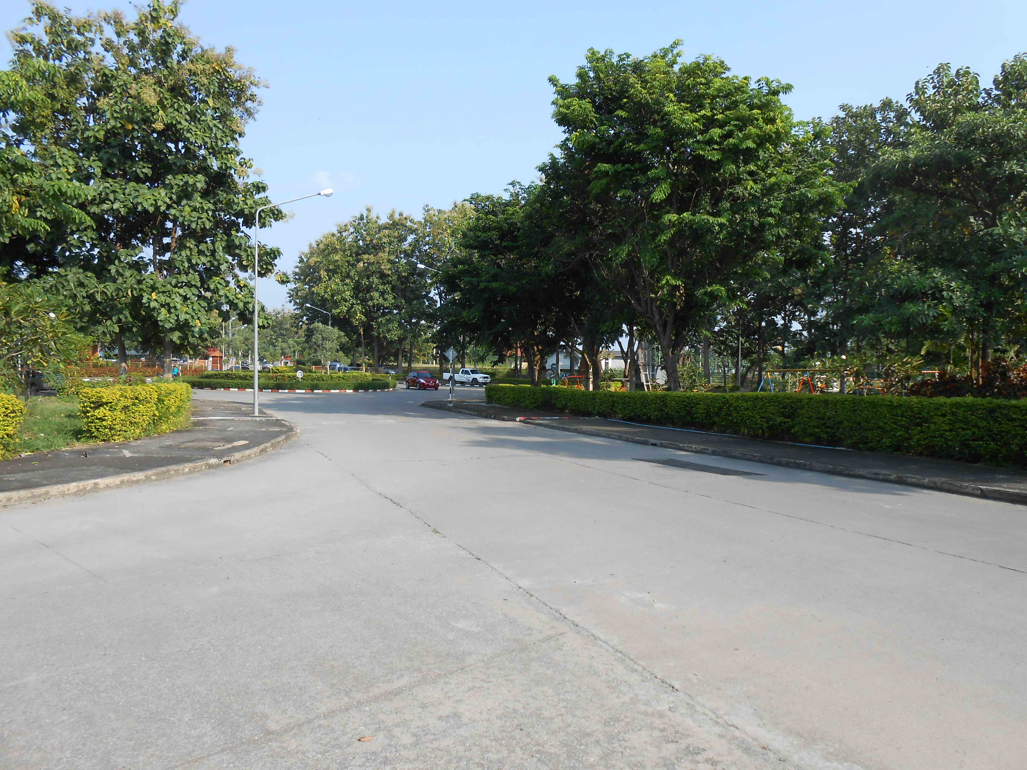 Slow Evening – Chiang Mai gets a New Park