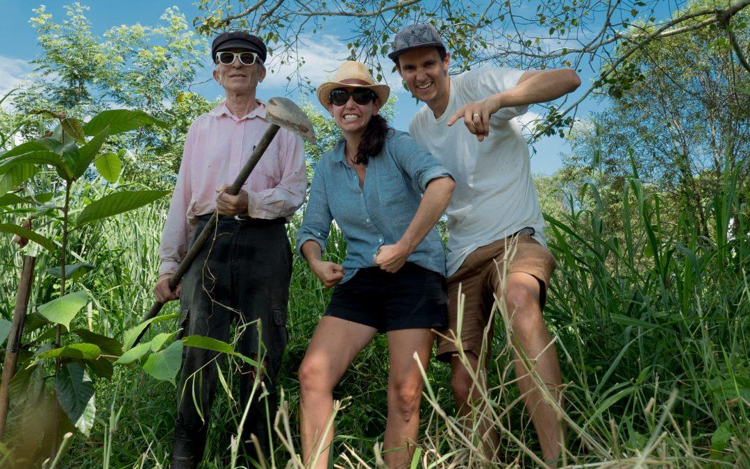 Eco-tourism Opportunism at Huai Teng Tao September 2016